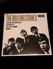 THE ROLLING STONES. THE ROLLING STONES. DECCA DFEX 8560 EP