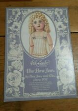 1986 Peck-Gandre The Bru Ine. French Girl Paper Doll Free Shipping