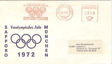 Germany Olympische Spiele Olympic Games 1972 metermark Stadtsparkasse Mülheim