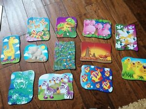 Grafix Animal Counting Puzzle