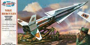 Atlantis NIKE Hercules Missile 1:40 scale model kit 1804
