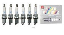 Set of 6 NGK PFR6U11G OE Laser Platinum Spark Plug's   A4 & A6 3.0L 6-Cylinder
