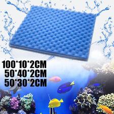 1PC Aquarium Fish Tank Pond Foam Replacement Water Filter Sponge Pad Supplies