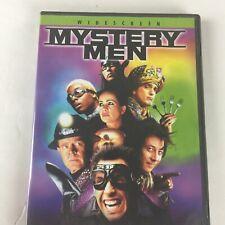 Mystery Men Dvd 1999 Widescreen Ben Stiller Hank Azaria William Macy