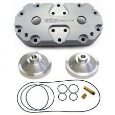 ADA Kawasaki 650 Billet Head with 35cc Domes