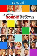 NEW & FACTORY SEALED: A Very Sordid Wedding [Blu-ray Disc] 2017, NR, Widescreen