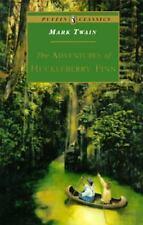 The Adventures of Huckleberry Finn (Puffin Classics) by Twain, Mark