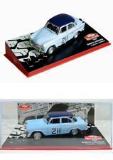 Simca Aronde Thomas Rallye Monte-Carlo 1959 1/43 IXO NEUF BOITE VITRINE