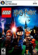 LEGO Harry Potter: Years 1-4 (PC Game, 2010, Rated E 10+) COMPLETE w/Manual
