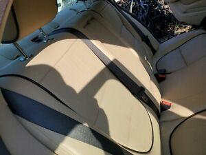 2008 2009 JAGUAR XJ8 XJR SUPER V8 VANDEN PLAS REAR SEAT BELTS SEL TRIM