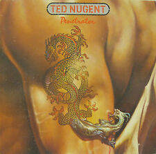 "TED NUGENT ""PENETRATOR""  lp Germany mint"