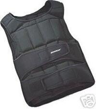 Weighted Training Jacket 9.1KG Adjustable Vest Running Boxing Martial Arts