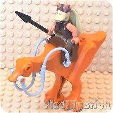 Lego Gungan Soldier & Kaadu Gungan Beast 7929 7115 NEW