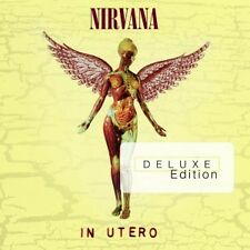 NIRVANA - IN UTERO (20TH ANNIVERSARY) (DELUXE EDITION) 2 CD NEUF