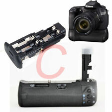 Vertical Battery Grip Holderl for Canon EOS 60D 60DA LP-E6 DSLR Camera as BG-E9