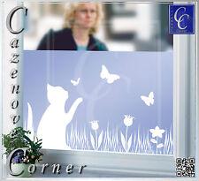 3m PRIVACY WINDOW FILM. CAT DESIGN Window Shield. Self-adhesive film. Bathroom