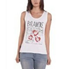 PARAMORE X-RAY TANK TOP LADIES LARGE NEW OFFICIAL