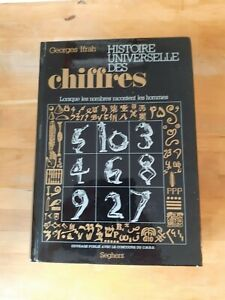 Histoire universelle des chiffres - Georges Ifrah - Seghers (1981)