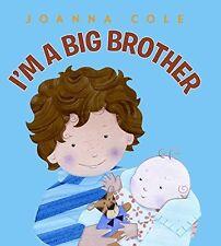 I'm a Big Brother by Joanna Cole New Hardback Book