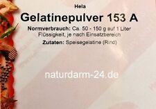 Hela Gelantinepulver 153 A, 1kg, Rind, Gewürz, Gewürze,
