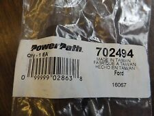1 NEW POWERPATH 702494 COIL & PLUG BOOT FOR FORD