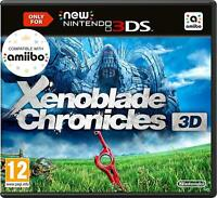 Xenoblade Chronicles New 3DS & 3DS XL Only (Nintendo 3DS)