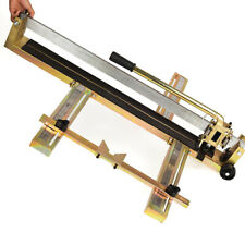 Steel Manual Tile Cutter Wall Marble Floor Tile Cutting Machine Cut Up To 80cm