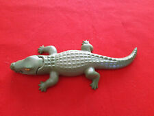 Playmobil Krokodil Alligator Savanne Dschungel- Zoo Tiere Wildtiere Figürchen