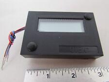 New OTEK 52100000 S/O: 3172 Control Panel Readout