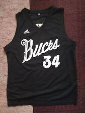 Adidas 2016 NBA Christmas Day Milwaukee Bucks Giannis Antetokounmpo Jersey