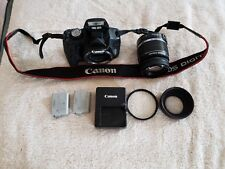 Canon EOS Digital Rebel T1i / EOS 500D 15.1MP Digital SLR Camera w/ 55-250mm Len