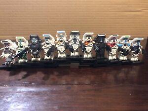 **NEW**- REPUBLIC CLONE COMMANDO - Star Wars Trooper Minifigure 11pcs