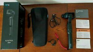 Boxed GoPro Karma Grip Stabiliser Gimbal + GoPro Case - Hardly Used - FREE POST