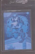1992 MARVEL UNIVERSE 3 - HOLOGRAM CARD - VENOM ( H-4 )