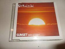 CD  Sunset (Bird of Prey) von Fatboy Slim
