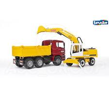 Liebherr Excavator Contemporary Diecast Construction Equipment