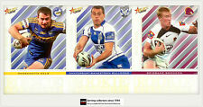 2012 Select NRL Champions Cards Series Rookie Standout Card Full Set (22)