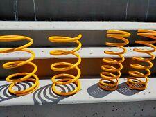 Front + Rear King Coil Springs for MITSUBISHI MAGNA TF TH TJ TL TS TW SEDAN