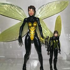 Marvel Legends/Universe Wasp Ultron Ant-man 3 Sizes Total