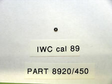 IWC cal 89 intermediate wheel part 8920        450