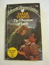 Sarah Temple - The Liberation Of Layla (1992 pb) (003-9)