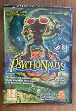 Psychonauts (PC/MAC/LINUX Hybrid DVD-ROM) UK IMPORT