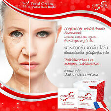 30 ml AMBLING ESTROGEN Cream Facial Perfect Shine Bright Anti-Aging Wrinkle Pore