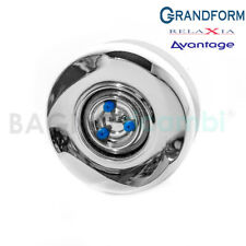 Replacement Jet nozzle hydro massage chrome for shower cabin Grandform JETCCC