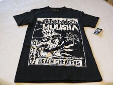 Metal Mulisha mens M med Highway-SMU black t shirt Moto MM TEE NWT*^