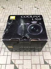 Nikon Coolpix L 310 Digital Camera