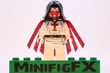 Lego AZRAEL Custom Printed Minifig DC Batman Super Hero Villain Angel of Death