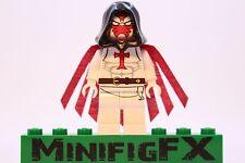 Lego AZRAEL Custom Printed Minifig DC Batman Super Hero Villain Angel of Death