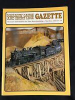 Narrow Gauge and Short Line Gazette Nov/Dec 1994