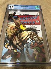 Sensation Comics 1 Wonder Woman CGC 9.8 Jimenez Exclusive Con Acetate Variant